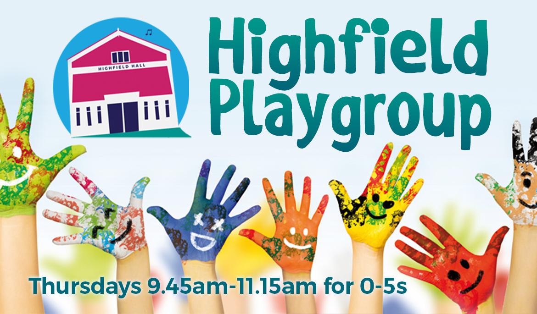 Highfield playgroup